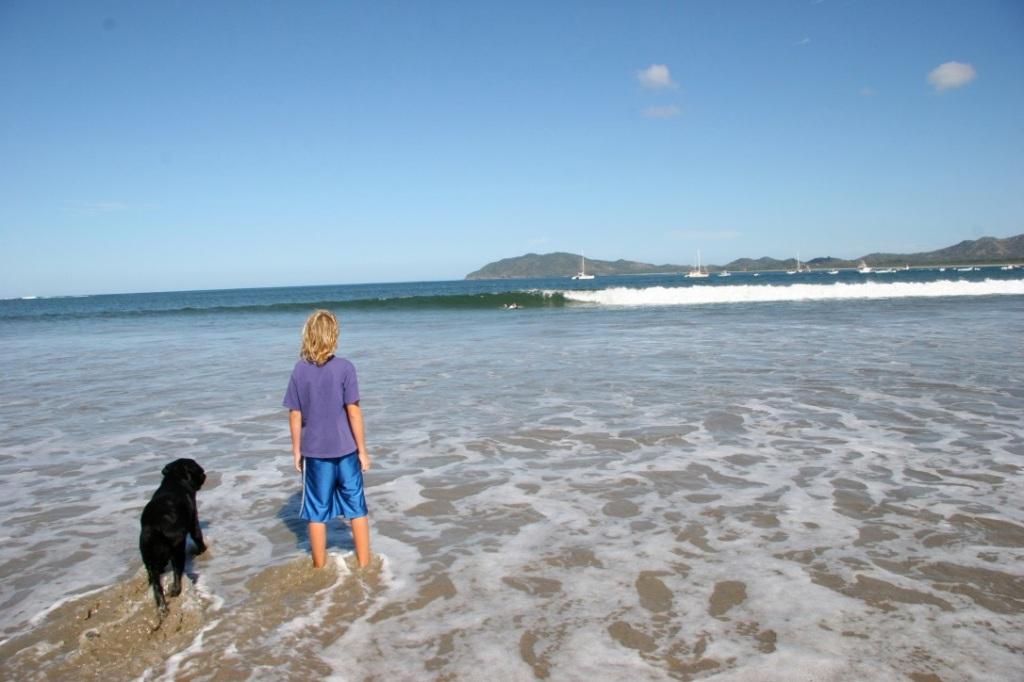 Prana Pur. Yoga am Meer. Nina Weber hat ihren eigenen Yogastil entwickelt.